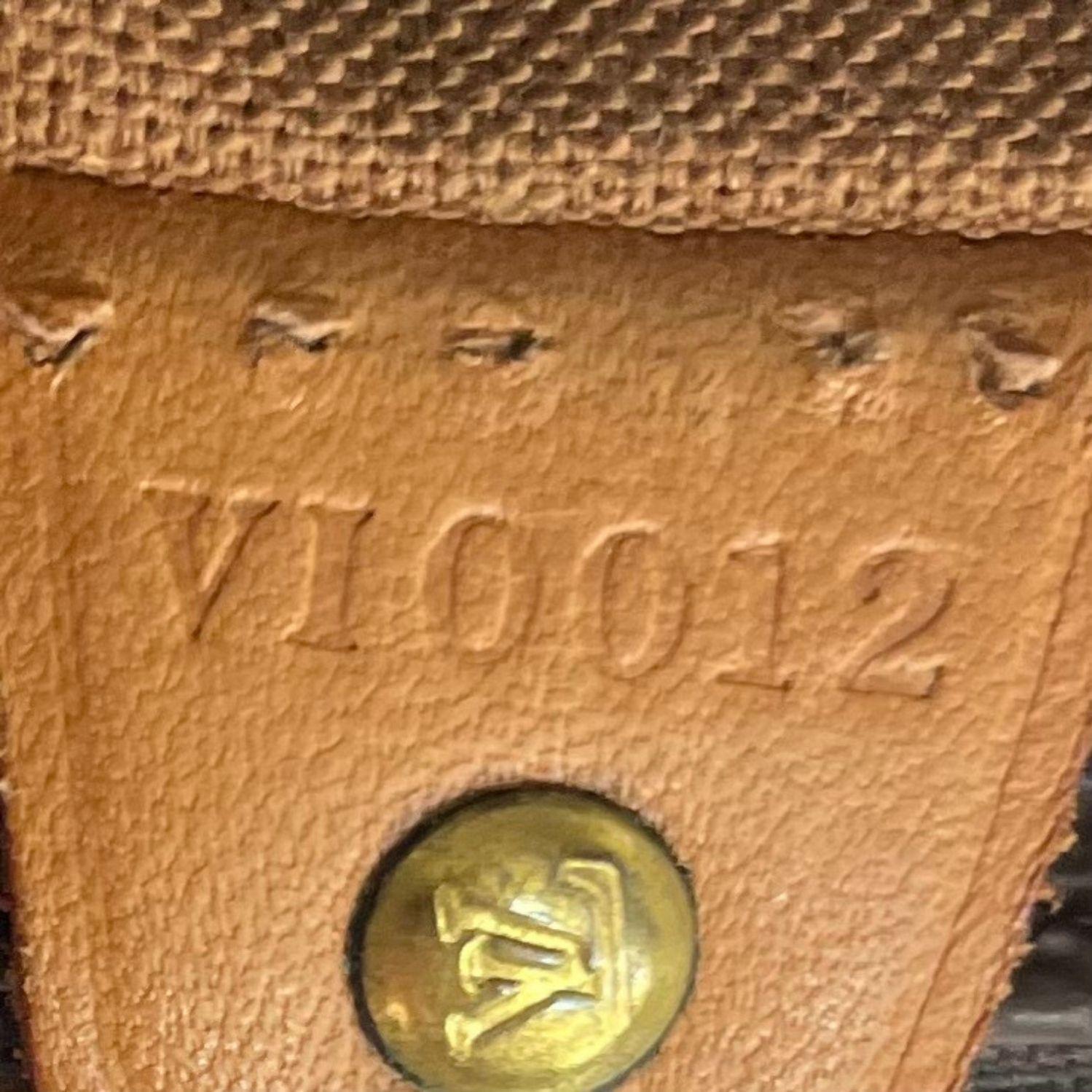 Bolsa Louis Vuitton Piano Cabas Monograma