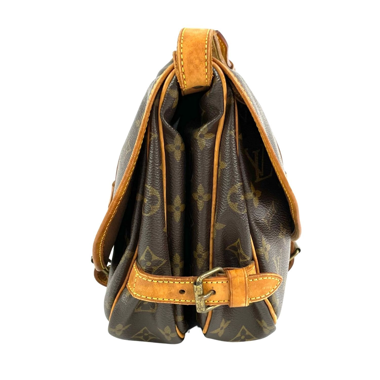 Bolsa Louis Vuitton Saumur