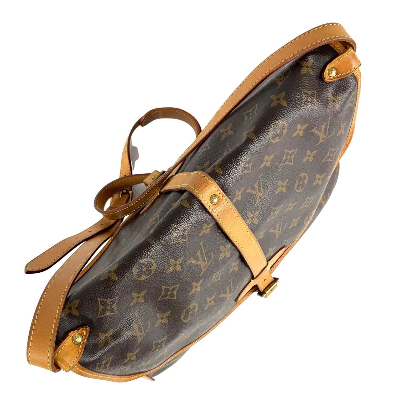 Bolsa Louis Vuitton Saumur GM Monograma