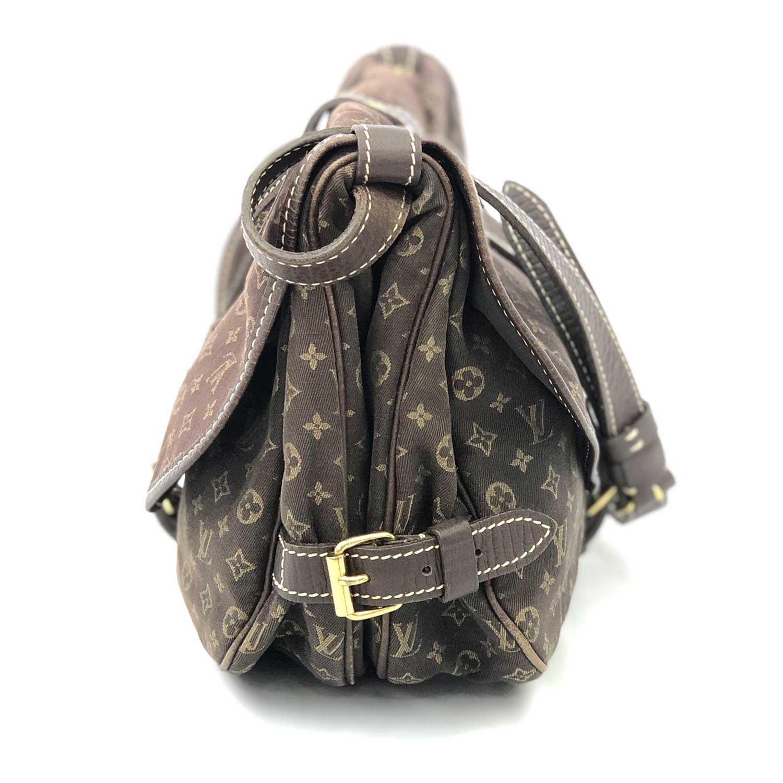 ed604f558 Bolsa Louis Vuitton Saumur MM Minilin Marrom - Inffino