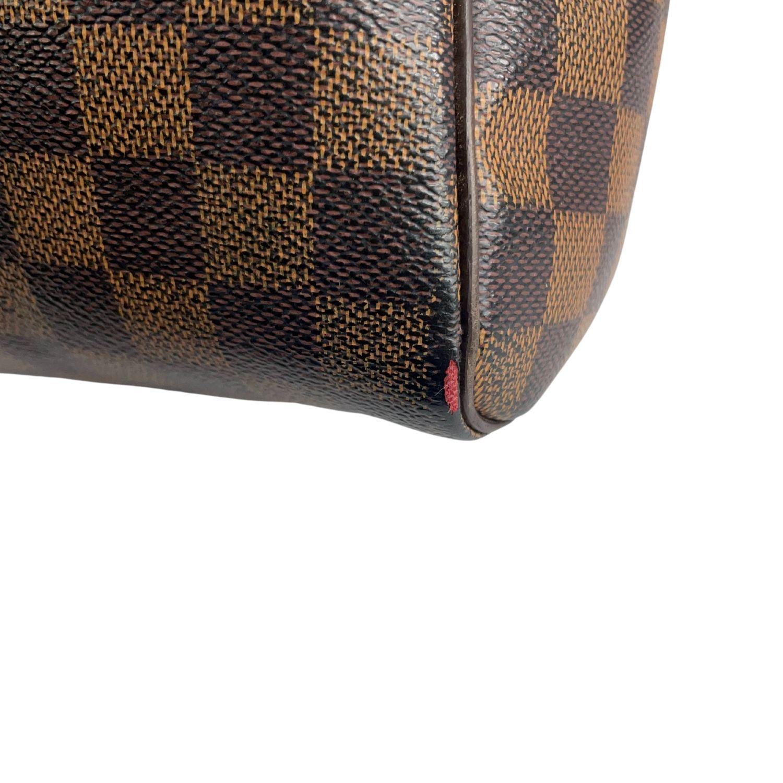 Bolsa Louis Vuitton Speedy 25 Damier Ebene