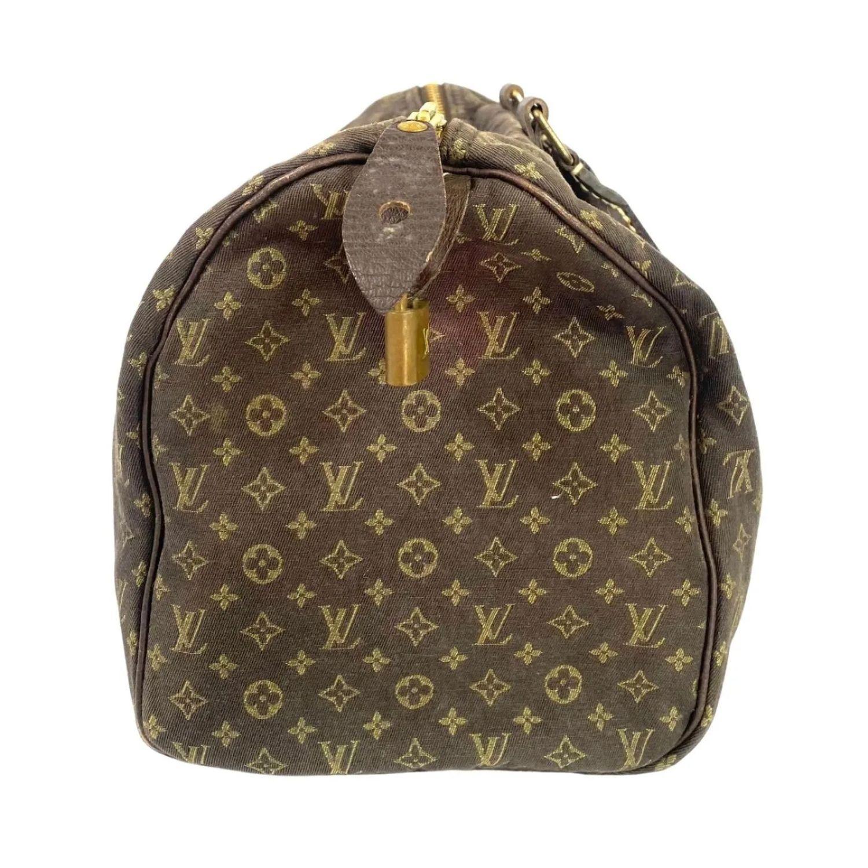 Bolsa Louis Vuitton Speedy 30 Idylle Marrom