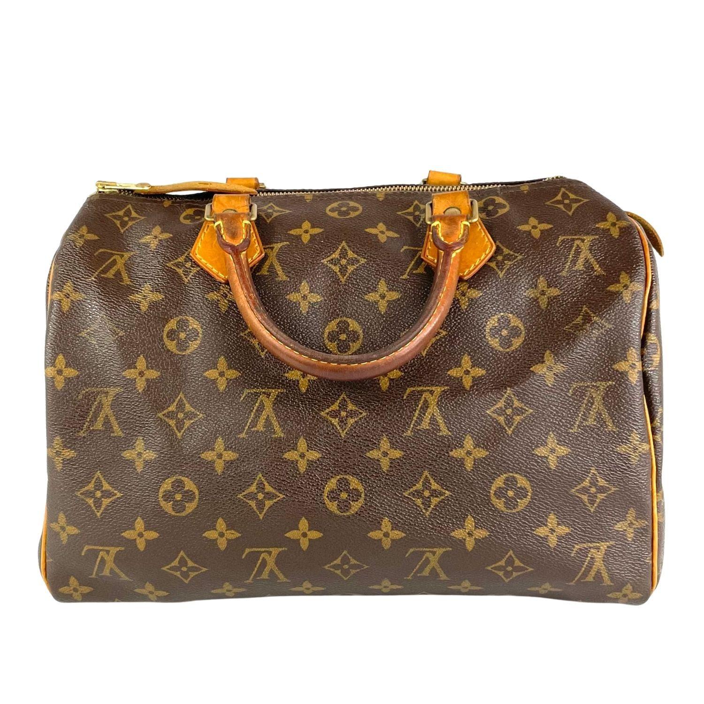 Bolsa Louis Vuitton Speedy 30 Monograma