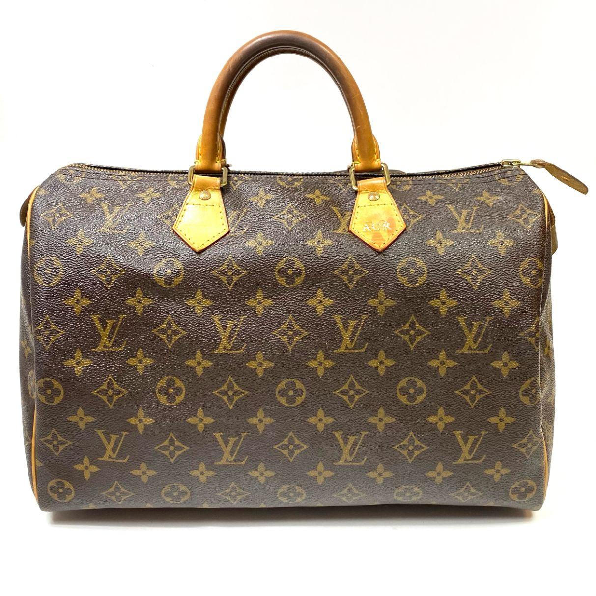Bolsa Louis Vuitton Speedy 35 Monograma