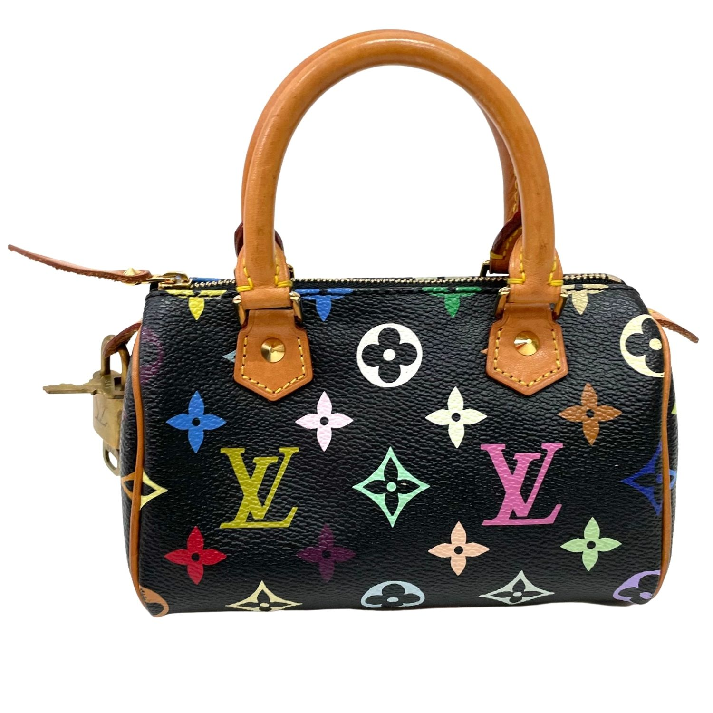 Bolsa Louis Vuitton Speedy HL Multicolore Monograma