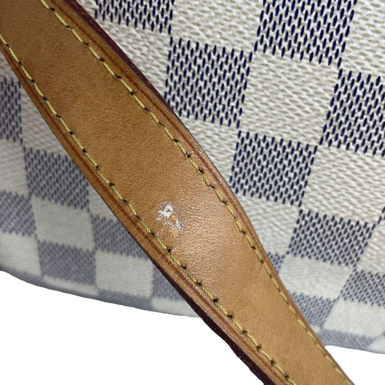 Bolsa Louis Vuitton Stresa Damier Azur
