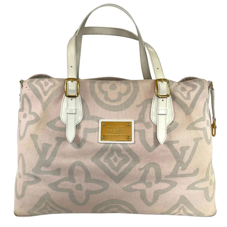Bolsa Louis Vuitton Tahitienne Rosa