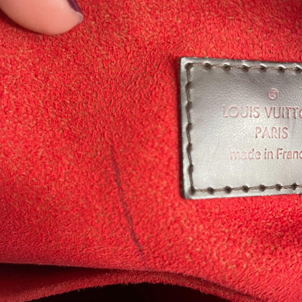 Bolsa Louis Vuitton Trevi Damier Ebene