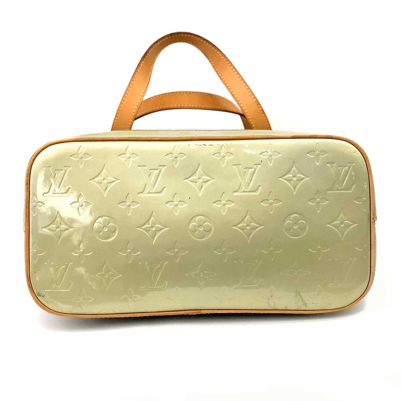 3fbb15e86 Bolsa Louis Vuitton Houston Verniz Verde Água - Inffino