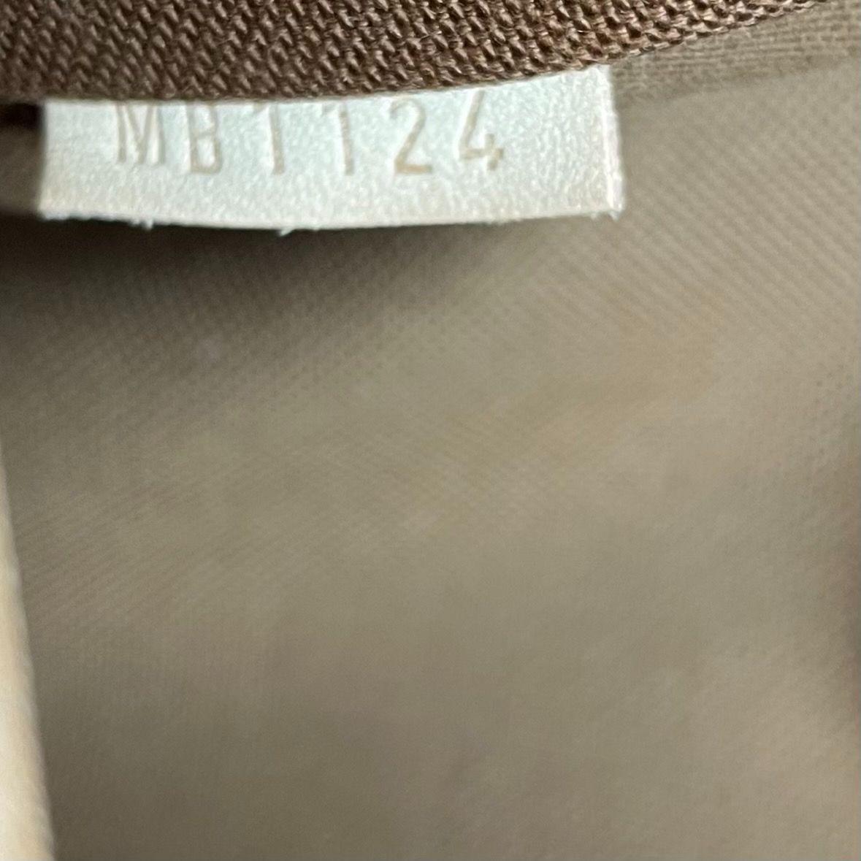 Bolsa Louis Vuitton Vintage Saumur Monograma