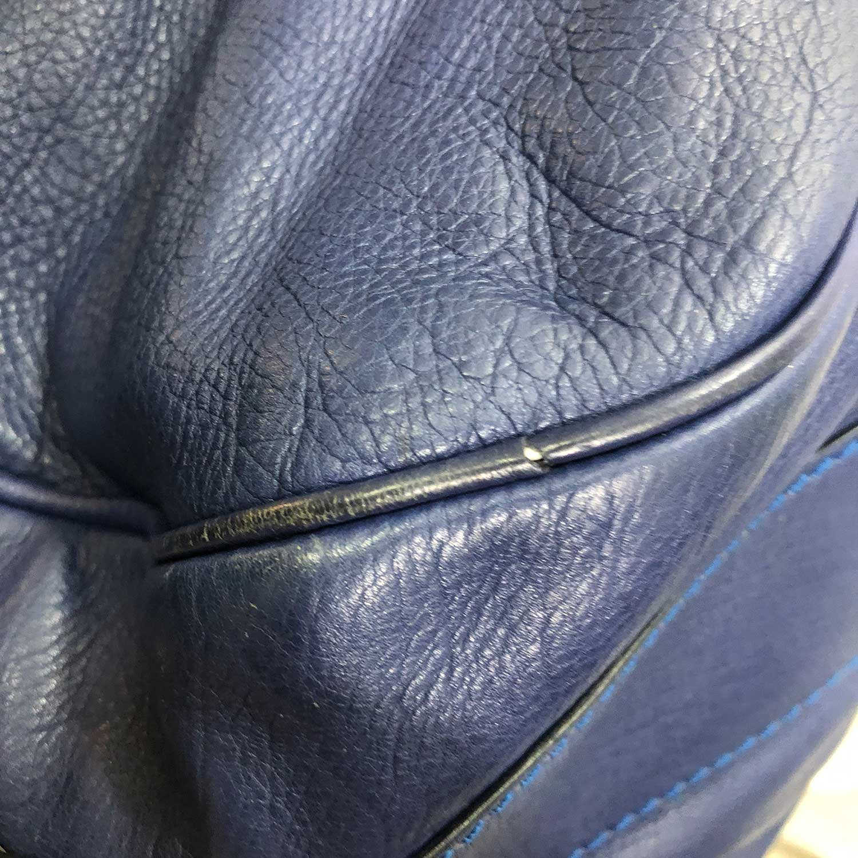 Bolsa Marc Jacobs Azul Dois Bolsos