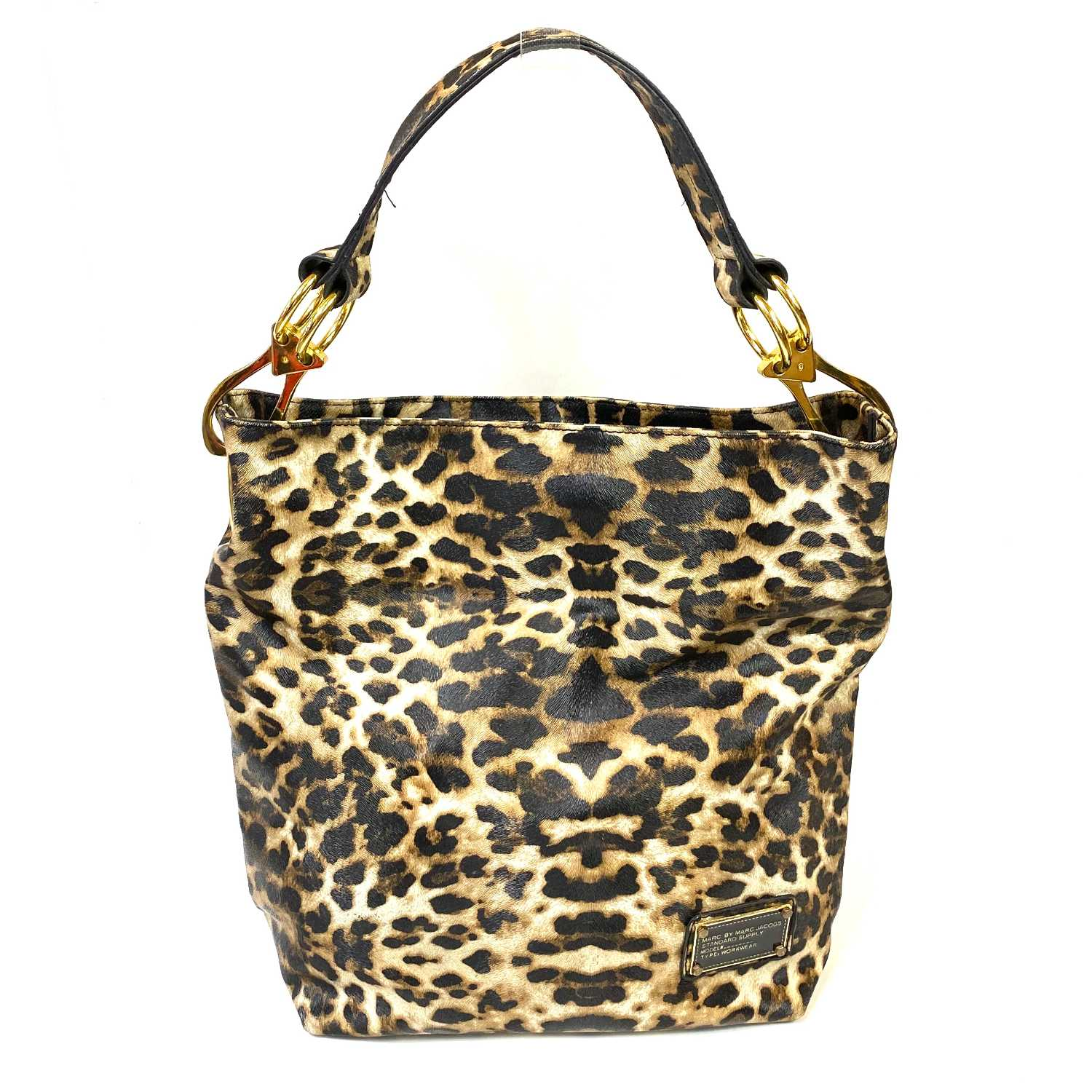 Bolsa Marc Jacobs Tote Animal Print