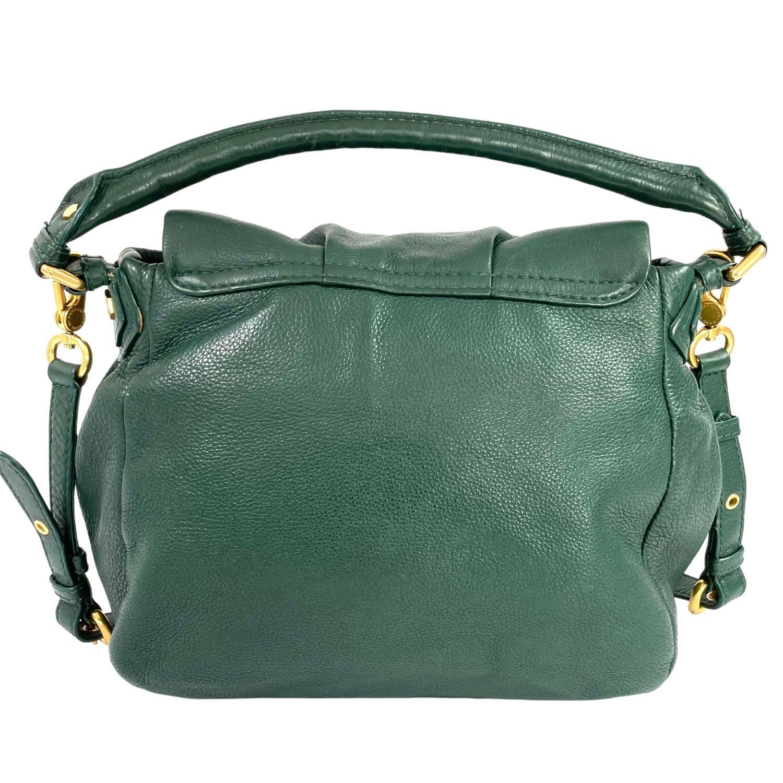 Bolsa Marc Jacobs Verde Escuro