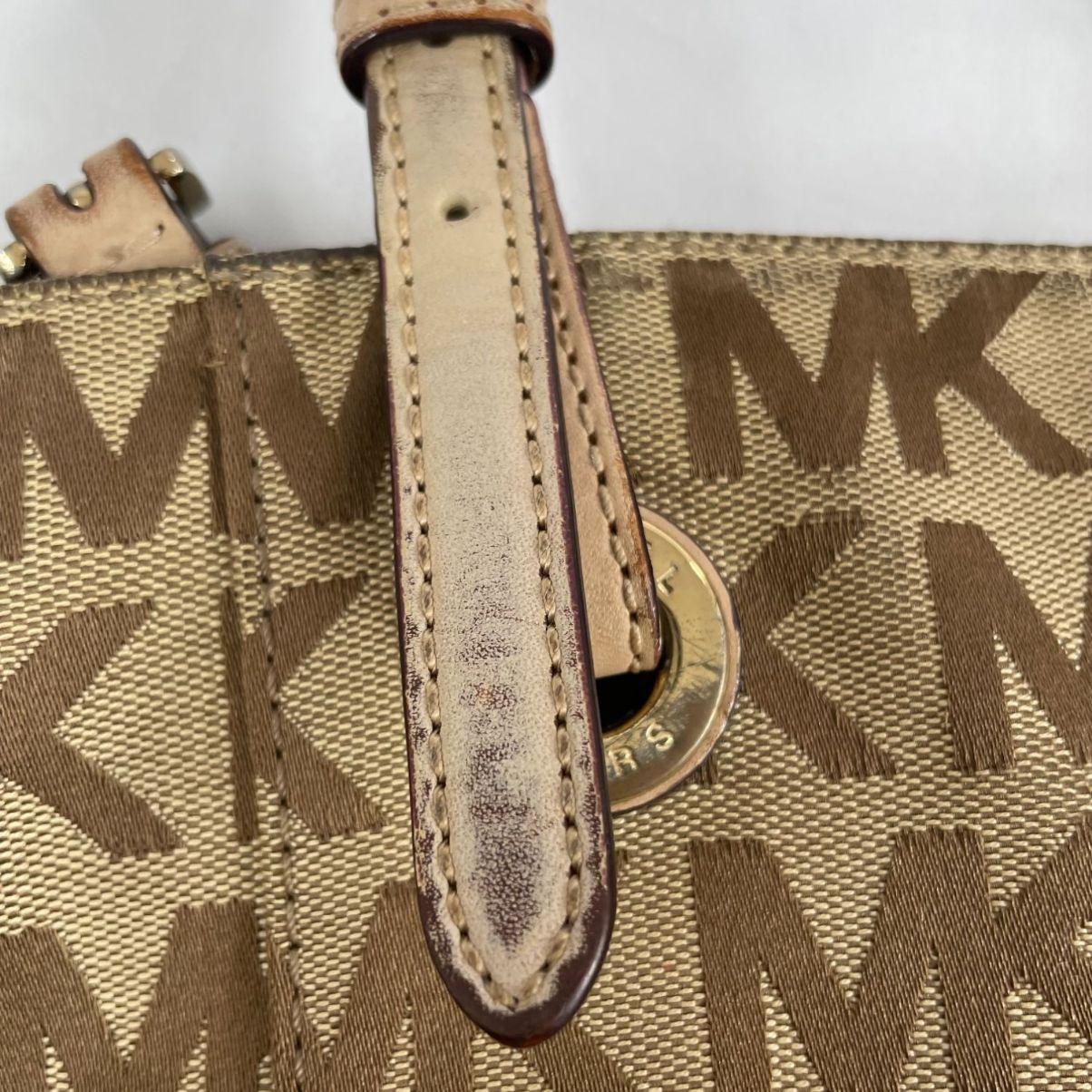 Bolsa Michael Kors Monograma Ombro
