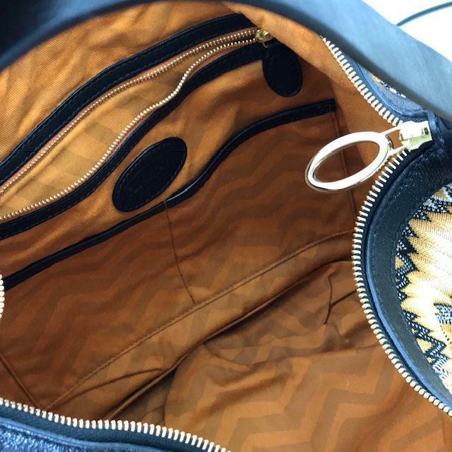 Bolsa Missoni Amarela