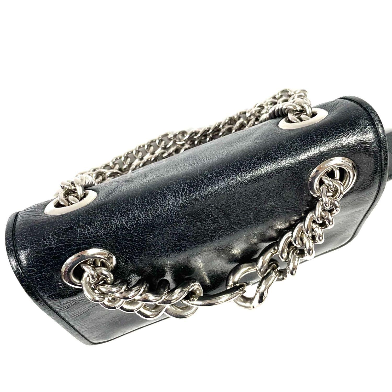 Bolsa Miu Miu Velvet Chain