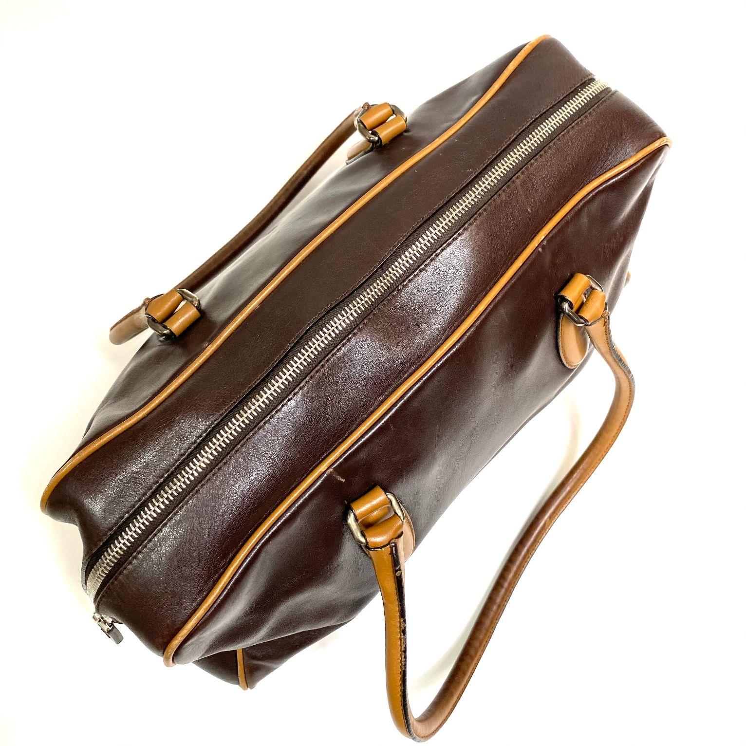 Bolsa Miu Miu Vintage Marrom