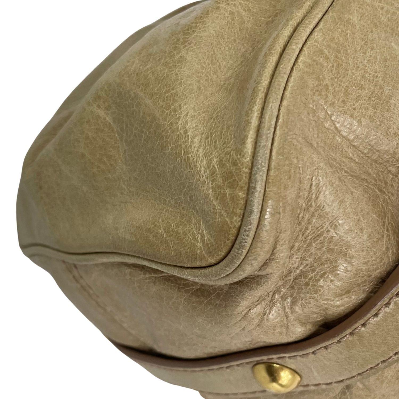 Bolsa Miu Miu Vitello Lux Bow