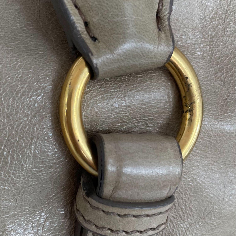 Bolsa Miu Miu Vitello Lux Large Bow