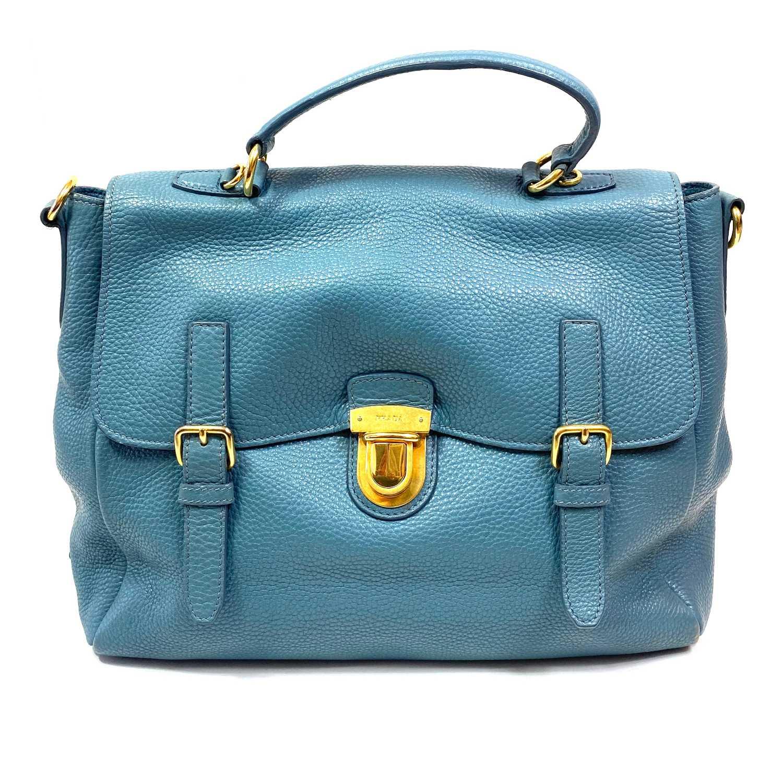Bolsa Prada Azul