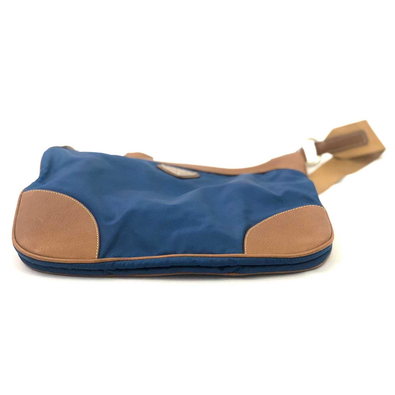 Bolsa Prada Azul Crossbody