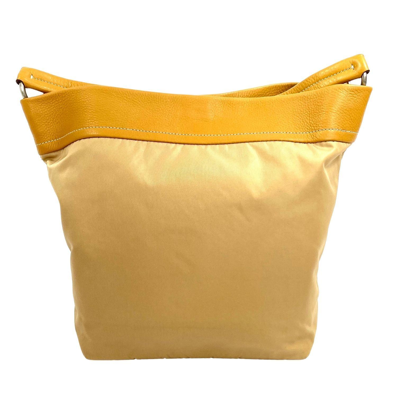 Bolsa Prada Beige Nylon