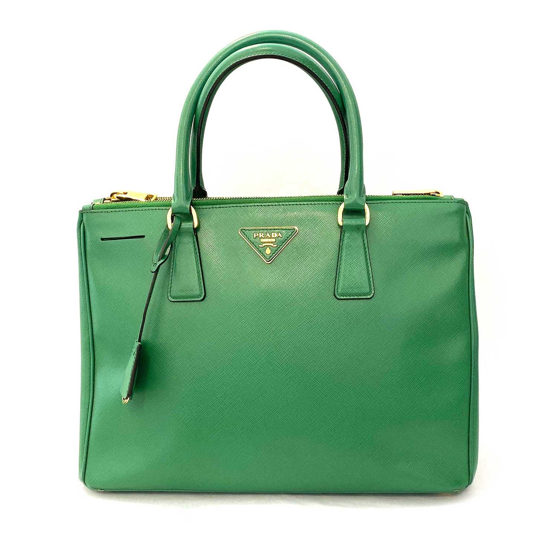 Bolsa Prada Galleria Saffiano Verde