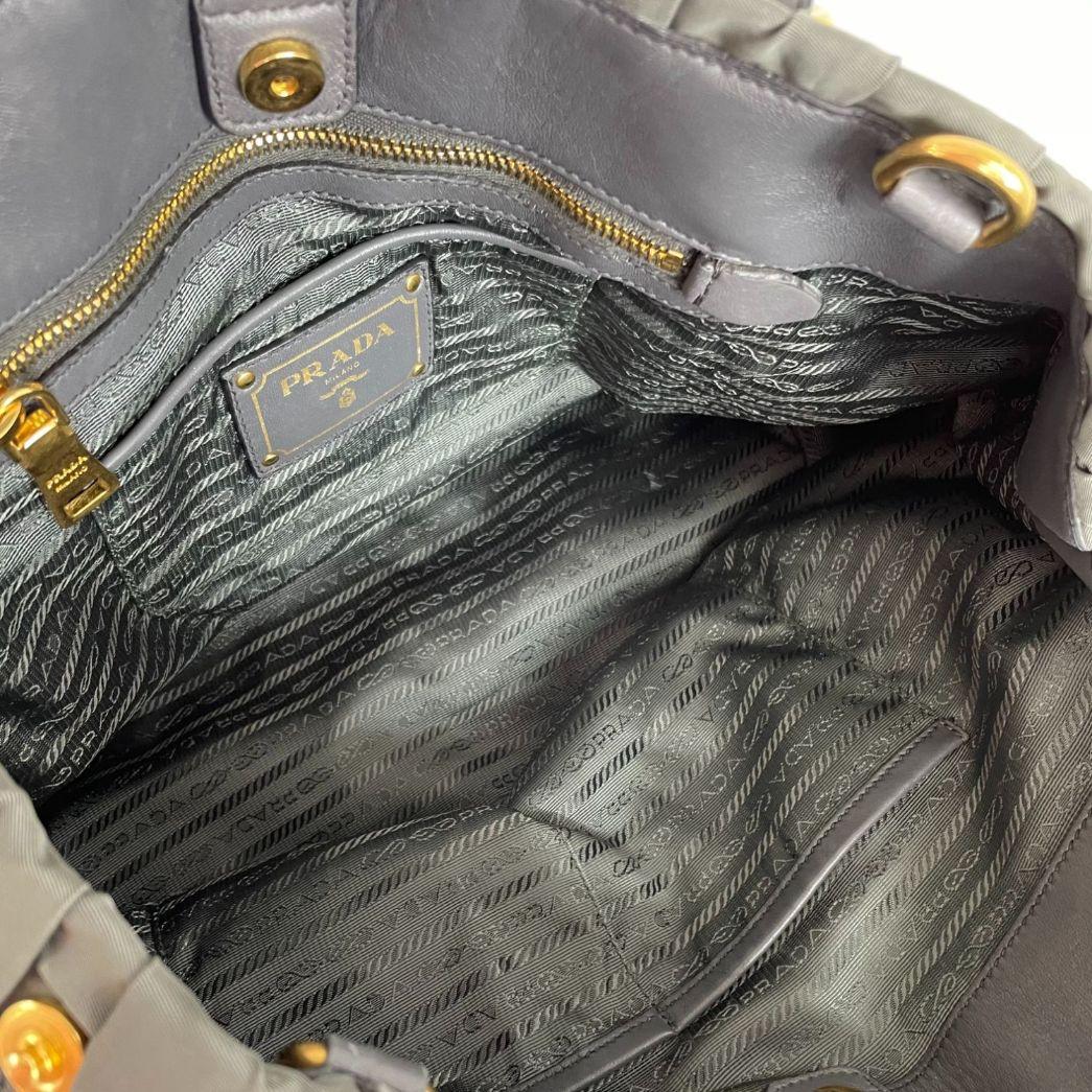 Bolsa Prada Tessuto Gaufre