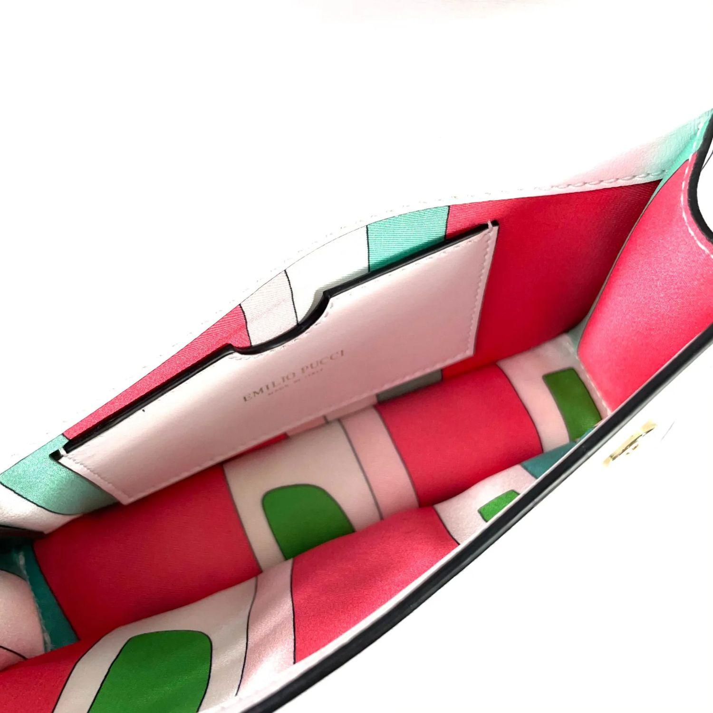 Bolsa Pucci Chain-Link Colorida