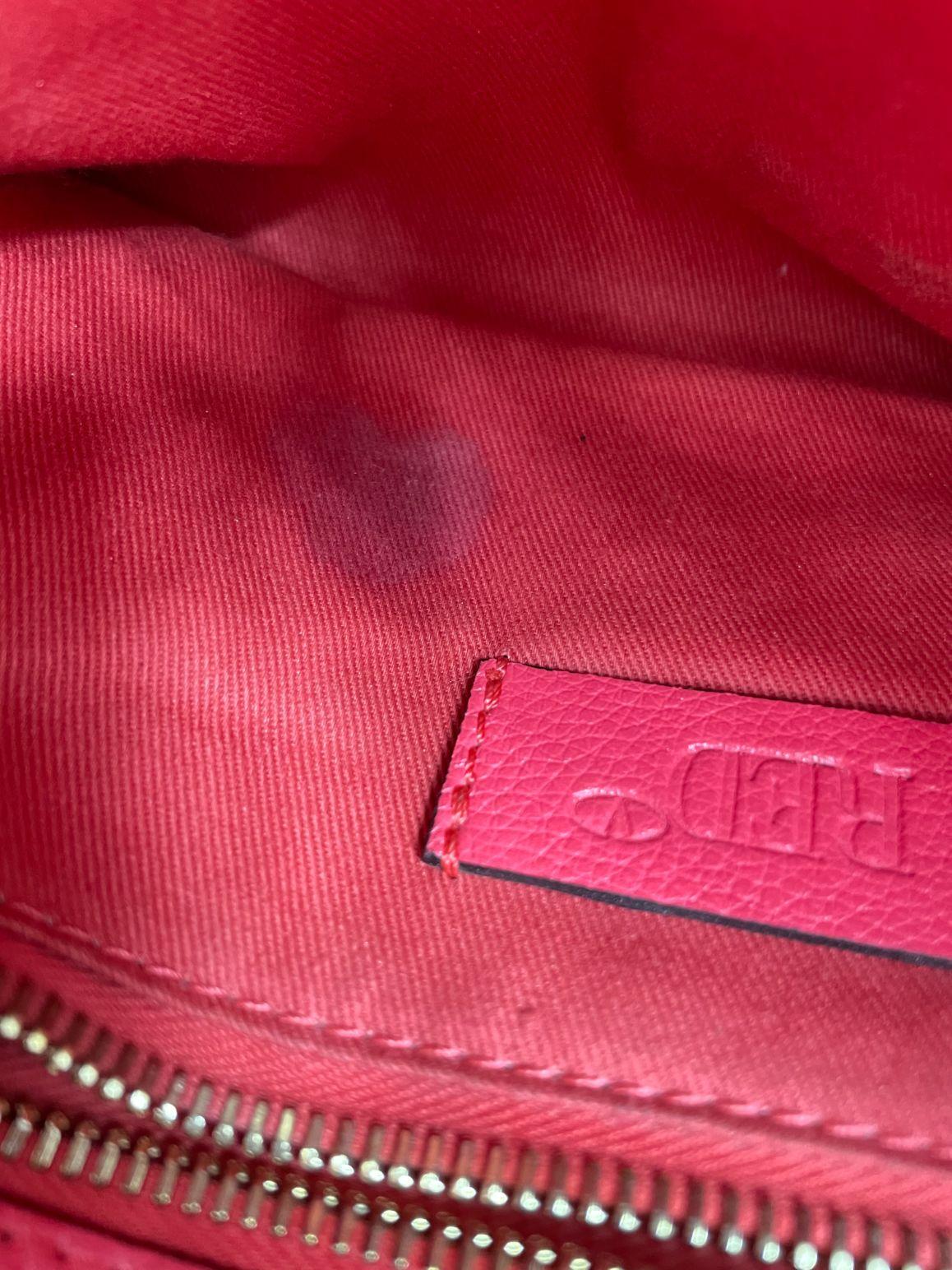 Bolsa Red Valentino
