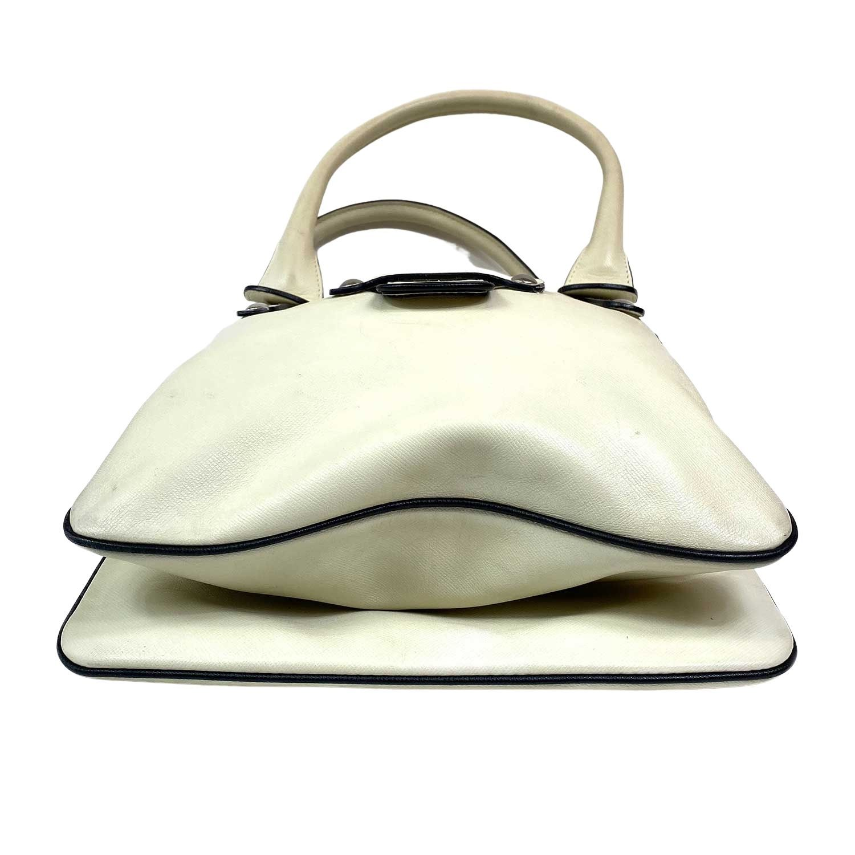 Bolsa Salvatore Ferragamo Marfim