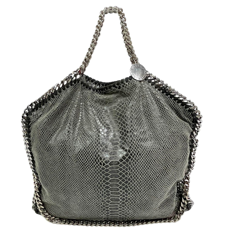 Bolsa Stella McCartney Falabella Faux-Python