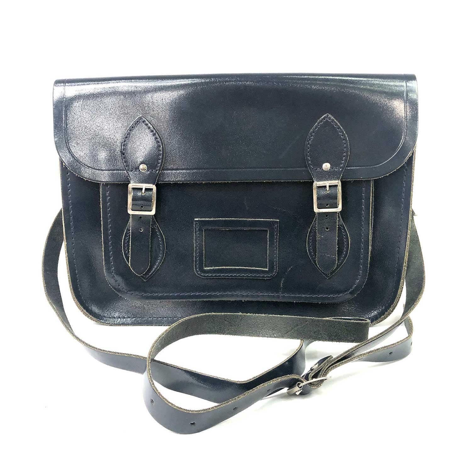 Bolsa The Cambridge Satchel Co. Marinho