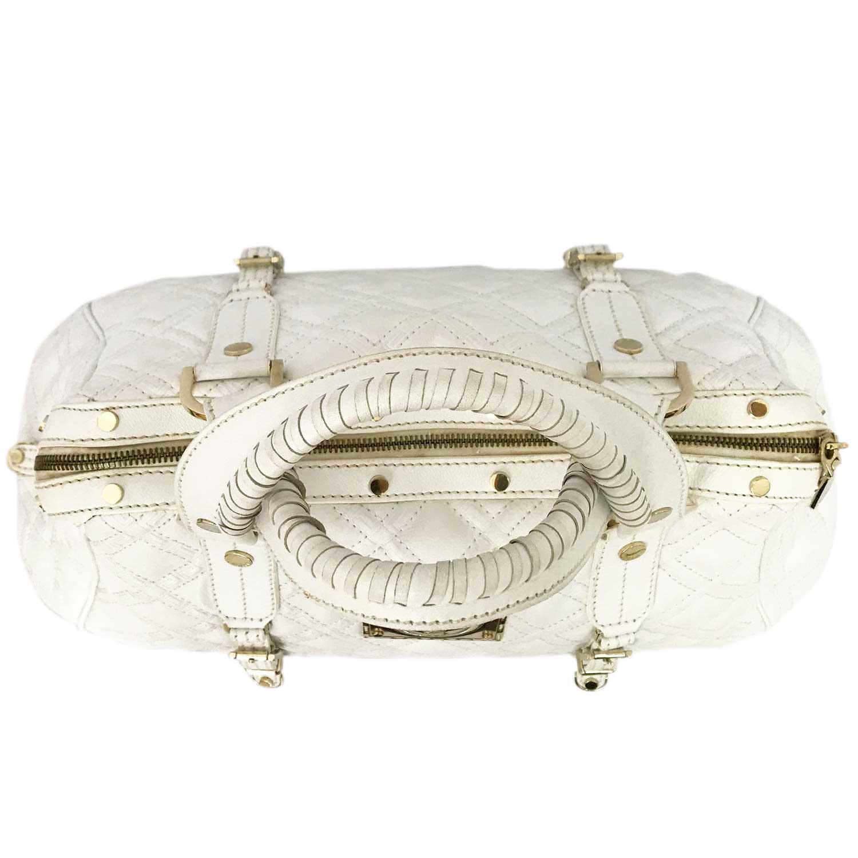 Bolsa Versace Branca