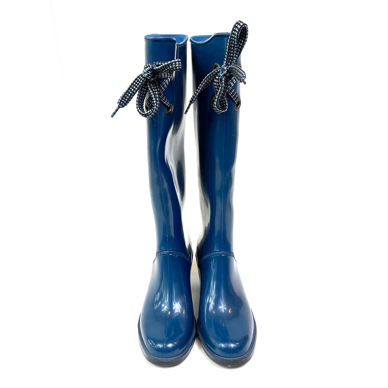 Bota Galocha Marc Jacobs Azul