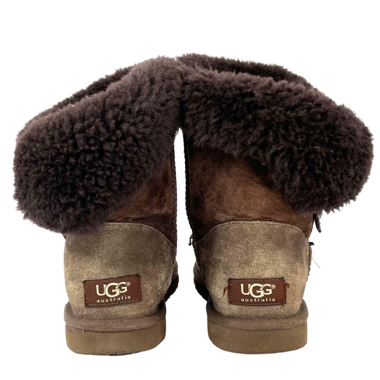Bota UGG Shearling Marrom