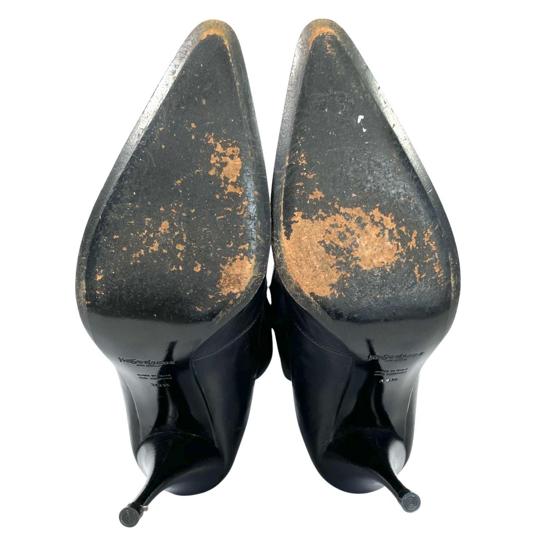 Bota Yves Saint Laurent Preta