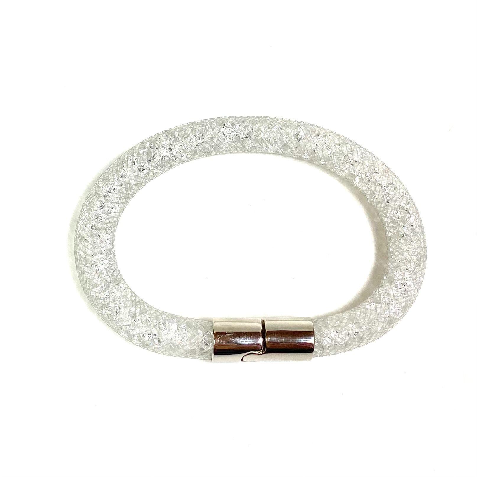 Bracelete Swarovski Stardust Branco