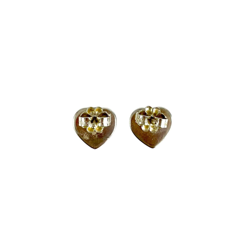 Brinco Tiffany & Co. Coração