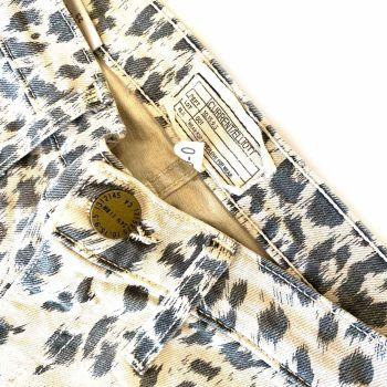 Calça Current Elliot Skinny Animal Print