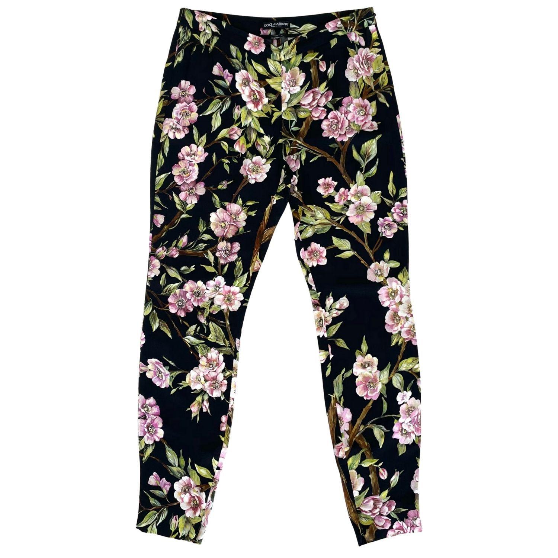 Calça D&G Floral