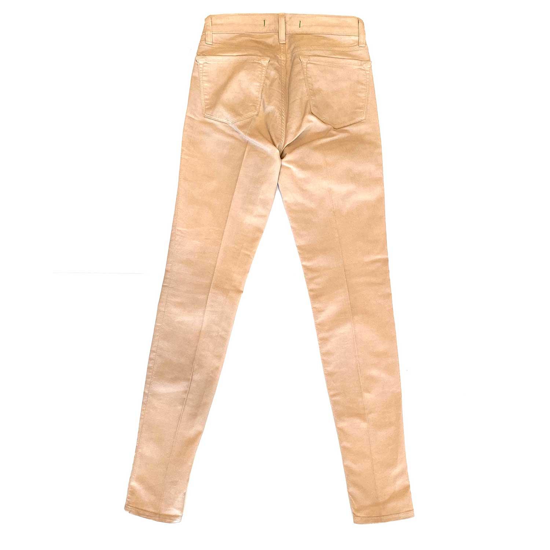 Calça J Brand Skinny Beige