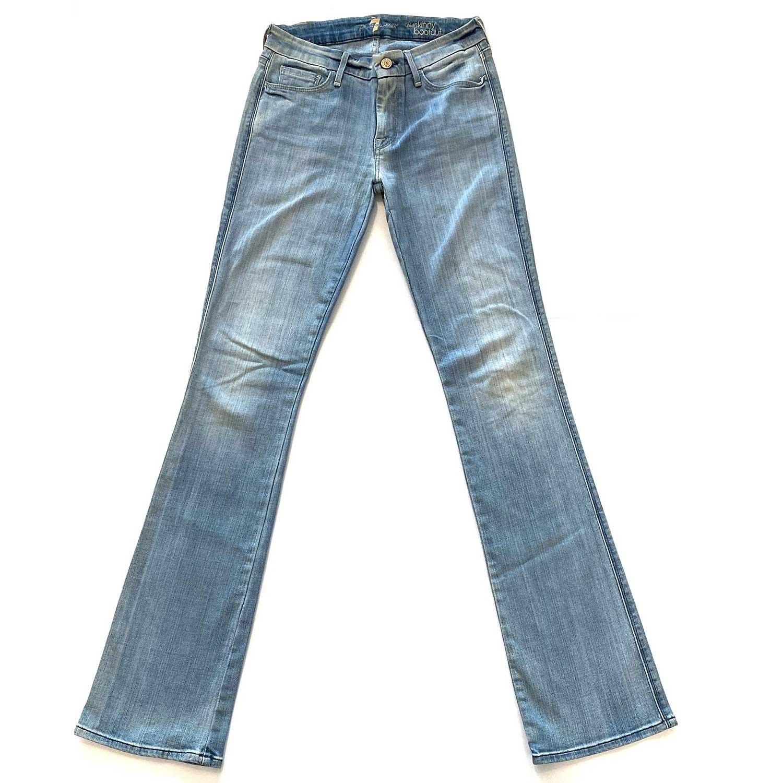 Calça Jeans Seven Bootcut Clara