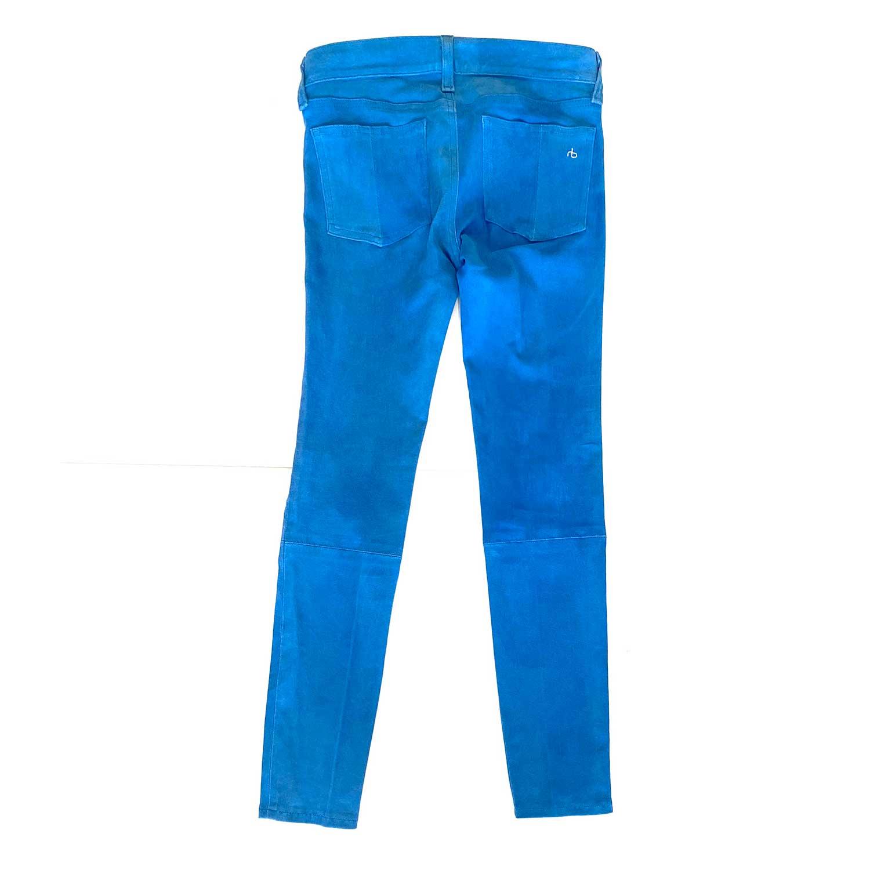 Calça Rag & Bone Azul