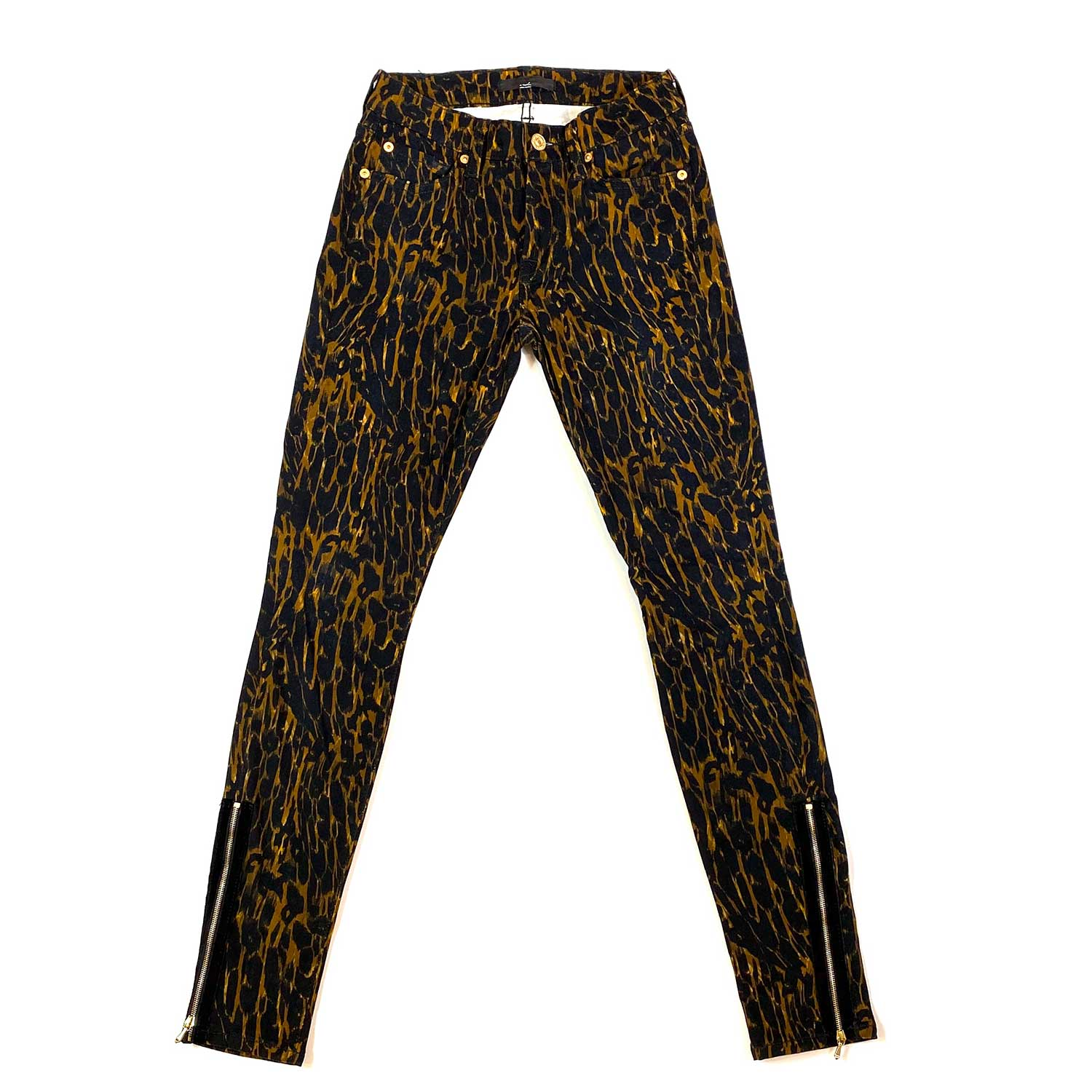Calça Seven Animal Print Leopardo