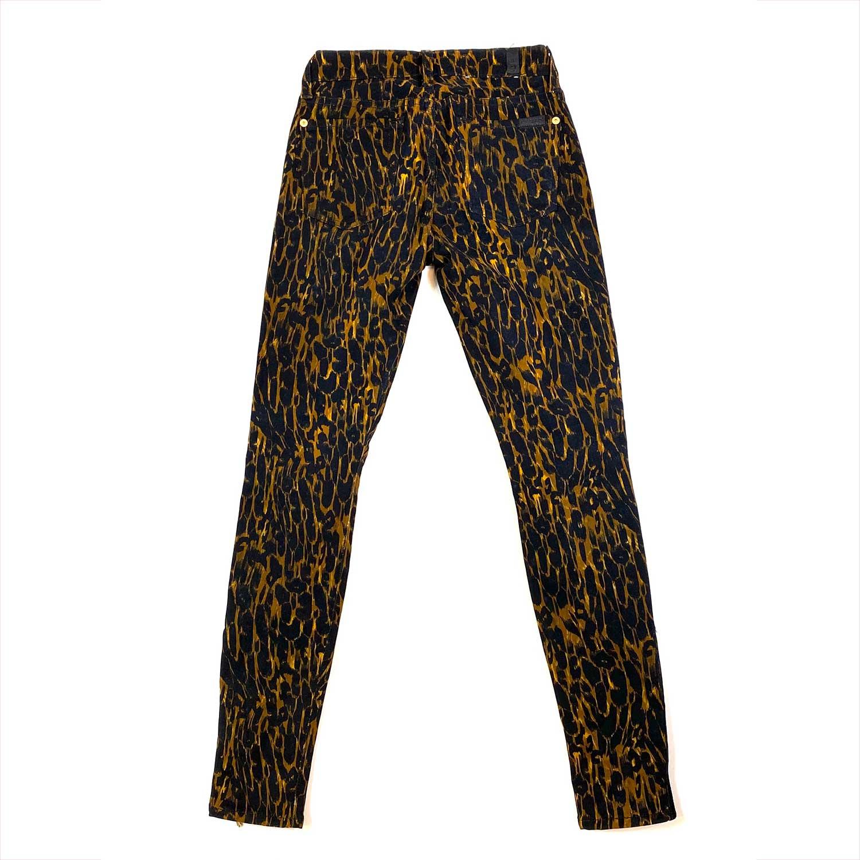 Calça Seven Animal Print Leopardo