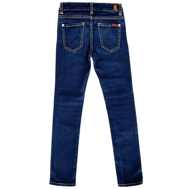 Calça Seven Skinny Jeans