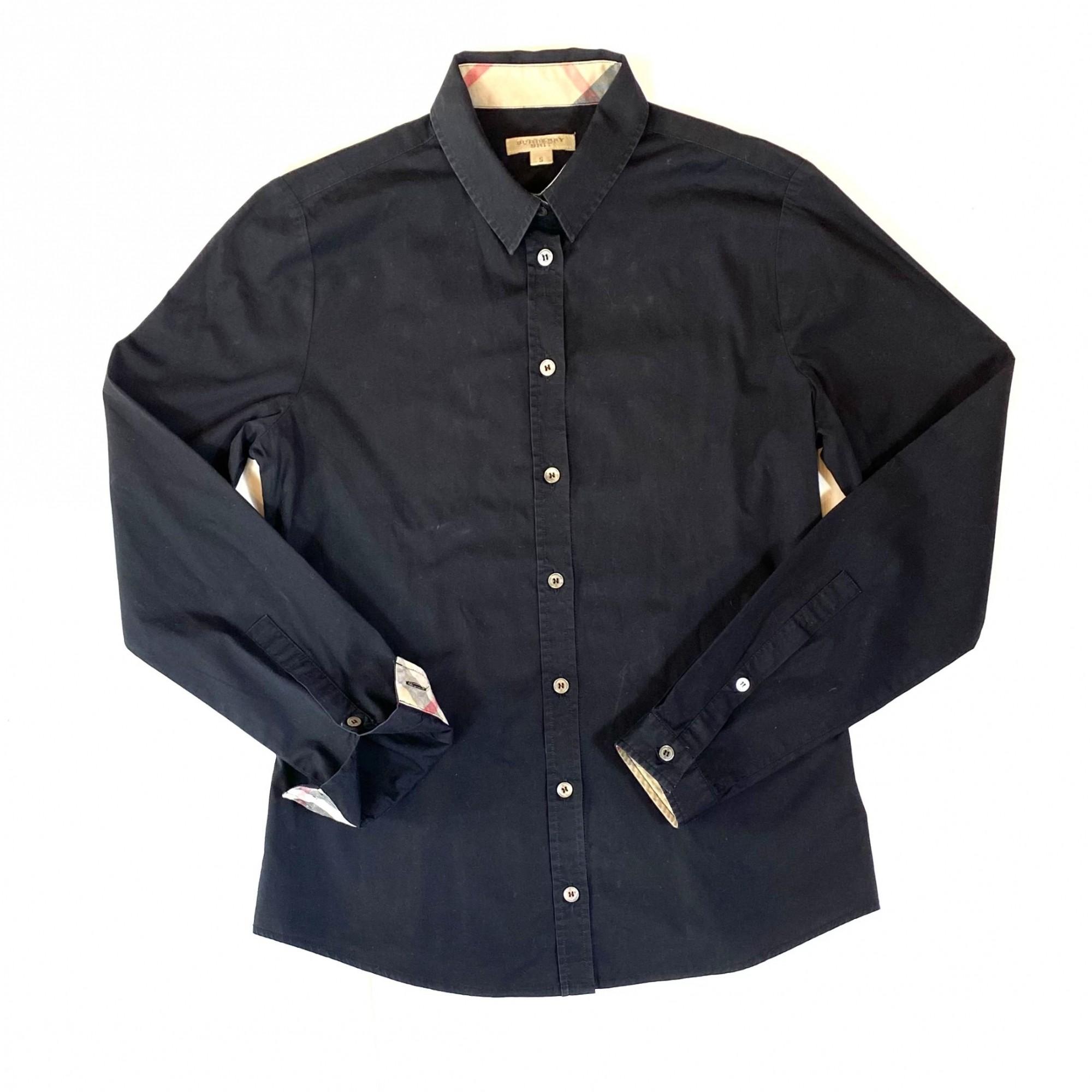 Camisa Burberry Preta