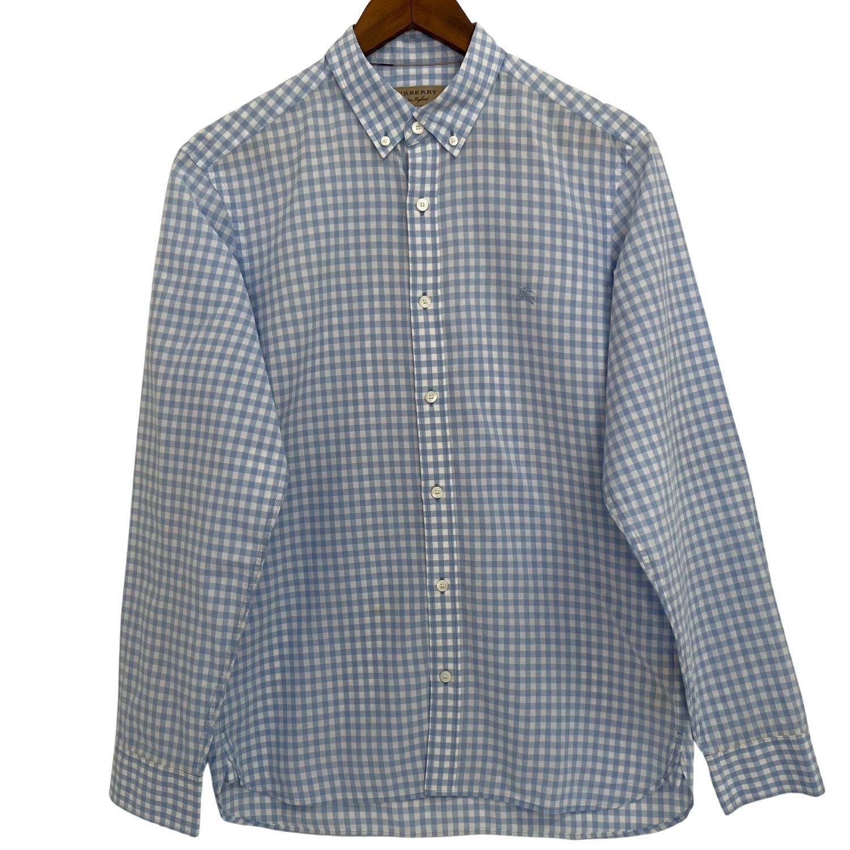 Camisa Burberry Quadriculada