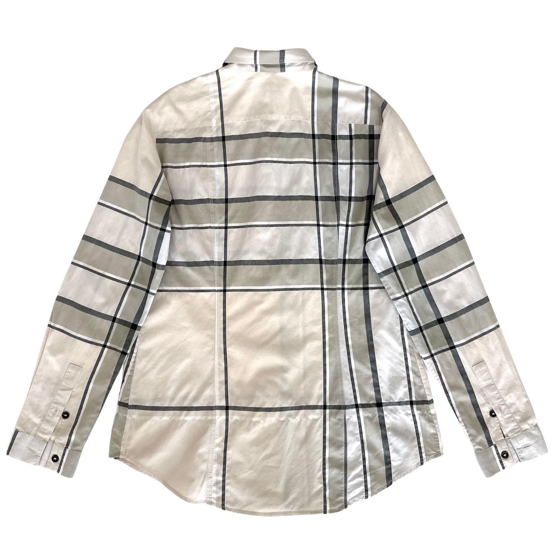Camisa Burberry Xadrez